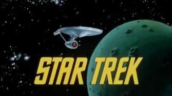 Star Trek The Animated Series Intro