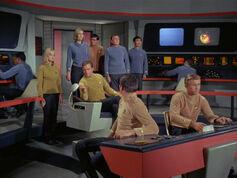 Enterprise-1701 bridge