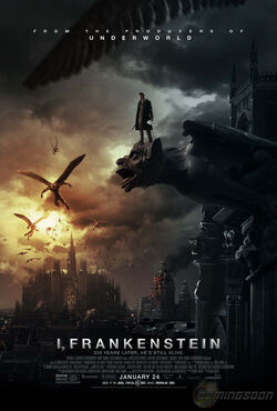 I Frankenstein