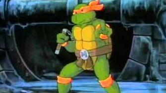 Teenage Mutant Ninja Turtles 1987 Intro