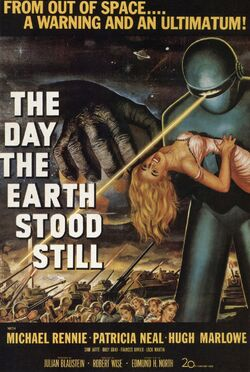 Day the Earth Stood Stil