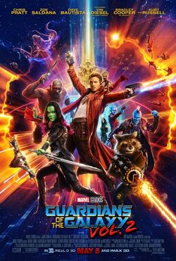 Guardians of the Galaxy 22017