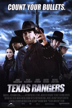 Texas Rangers 2001