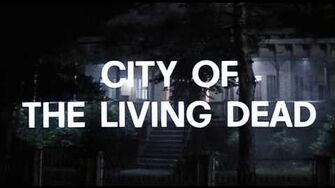 City of the Living Dead (1980) Trailer