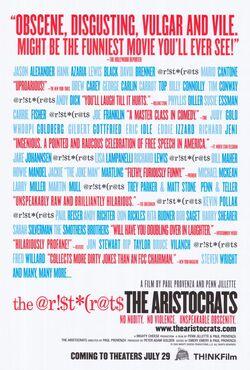 The Aristocrats 2005