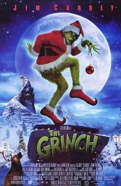 Dr. Seuss' How the Grinch Stole Christmas2000