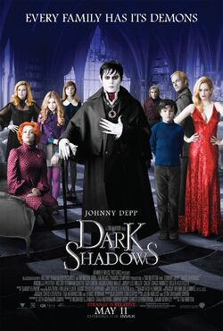 Dark Shadows 2012