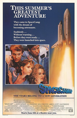 SpaceCamp 1986