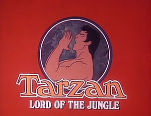 Tarzan Filmation Cover1