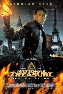 National Treasure Book of Secrets