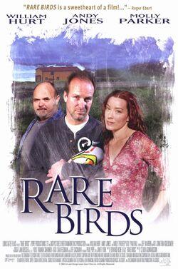 Rare Birds 2001