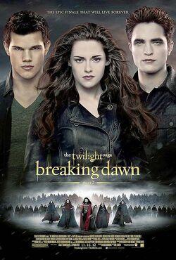 The Twilight Saga Breaking Dawn – Part 2