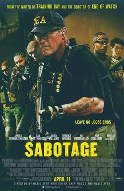 Sabotage 2014