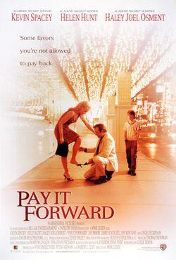 Pay It Forward 2000