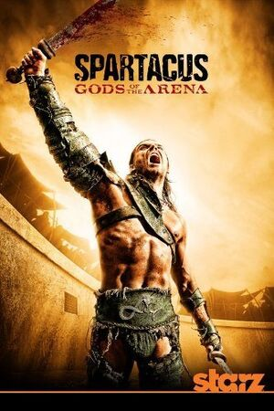 Spartacus Gods of the Arena