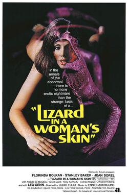 A Lizard in a Woman's Skin
