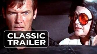 Live and Let Die (1973) Official Trailer - Roger Moore James Bond Movie HD