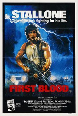 First Blood 1982