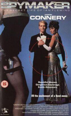 Spymaker The Secret Life of Ian Fleming