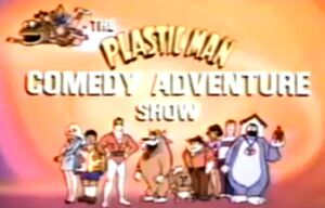 The Plastic Man ComedyAdventure Show