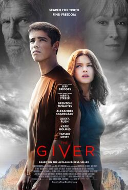 The Giver 2014cover1