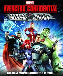 Avengers Confidential Black Widow & Punisher