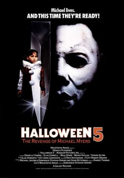 Halloween 5 The Revenge of Michael Myers
