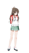 TLRDIR Mikan Uniform Costume