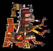 Itzpapalotl Aztec
