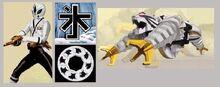 White samurai ranger jpg
