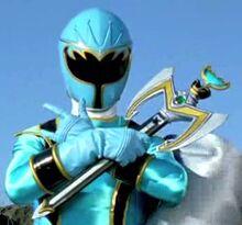 Bluemysticforceranger