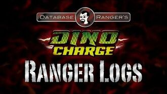 """Database Ranger's Dino Charge Ranger Logs DC03 """"A Fool's Hour"""""""