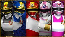 Power Rangers Lightning