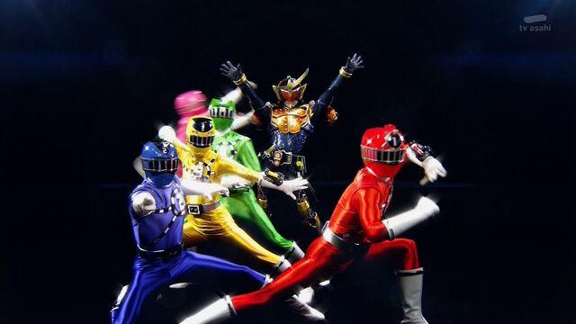 File:Super Hero Time - Gaim & ToQger.jpg