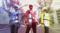 Go-Busters introduction