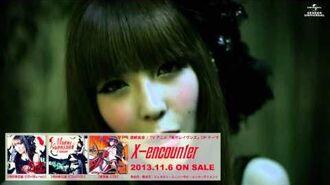 【黒崎真音】TVアニメ『東京レイヴンズ』OP主題歌「X-encounter」90秒PV