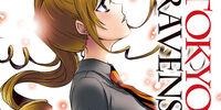 Tokyo Ravens Manga Volume 11