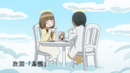 Ryouko and Asaki in the afterlife