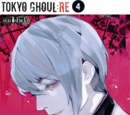Tokyo Ghoul:RE Tome 4