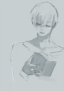 Arima Birthday Illustration