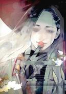 Ishida's illustration of Mysterious Tales of Embryos