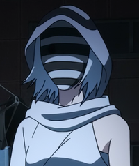 Nashiro's mask Anime
