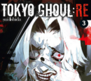 Tokyo Ghoul:RE Tome 3