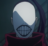 Noro's mask Anime