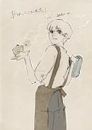 Waiter Kaneki
