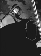 Amon as a One-Eyed Ghoul
