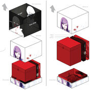 Tokyo Ghoul Outer Box
