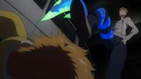 Nishio about to kill Hide