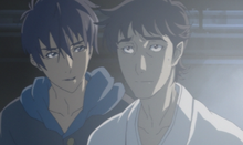 Reiji Being Told By Tatsuma Not to Worry