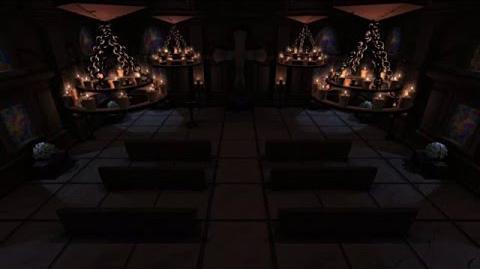 Throne of Lies - Church (Night) - Immersive Screenshot Teaser